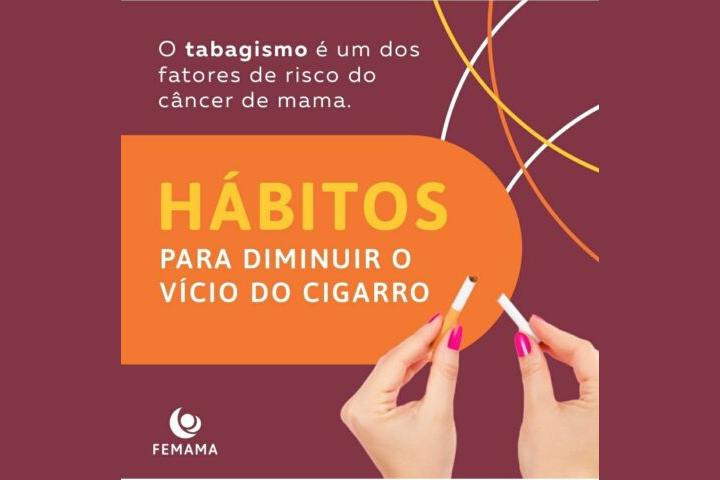 Câncer e o Tabagismo